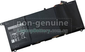 Battery for Dell XPS 13-9350,replacement Dell XPS 13-9350 laptop